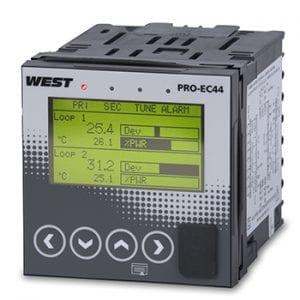 Foto do produto Duplo Controlador  de Temperatura WEST Pro-EC44