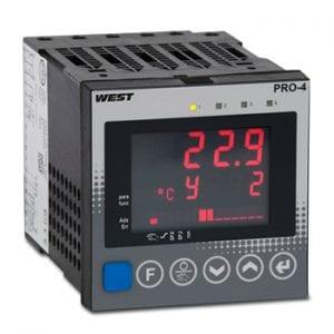 Foto do produto Controlador Regulador de Temperatura WEST Pro-4