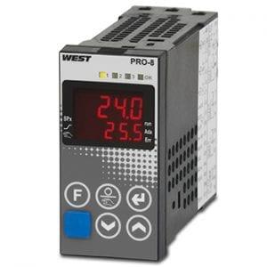 Foto do produto Controlador de Temperatura Diferencial WEST Pro-8