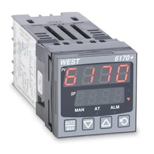 Foto do produto Controlador de Temperatura e VMD WEST P6170+
