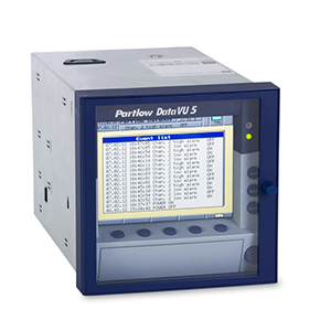 Foto do produto Registrador Gráfico sem papel Partlow DataVU 5